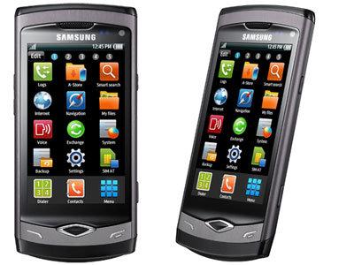 Samsung Wave S8500 origineel