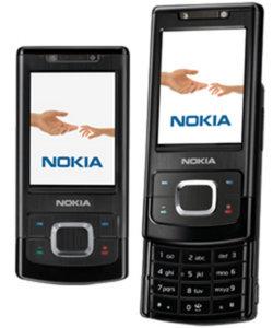 Nokia 6500 Slide origineel