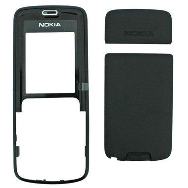 Originele Nokia 3110 Classic Black coverset