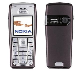Nokia 6230i origineel