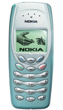 Nokia 3410 origineel