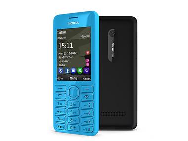 Nokia 206 dual-sim Origineel