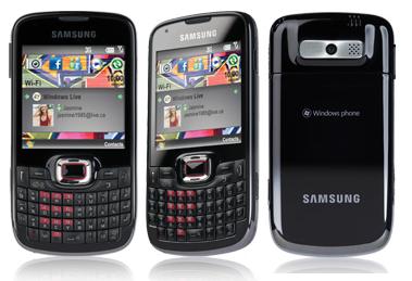Samsung B7330 Omnia Pro Origineel