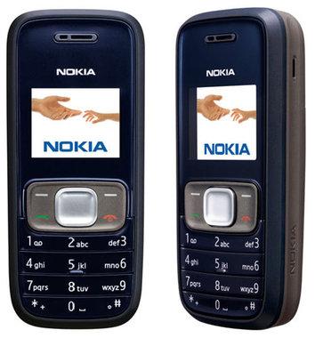 Nokia 1209 origineel