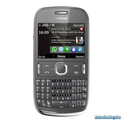 Nokia Asha 302 Origineel