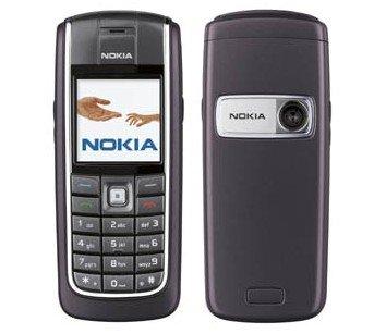 Nokia 6020 Black origineel
