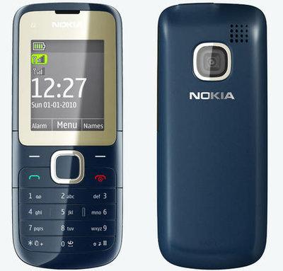 Nokia C2-00 origineel