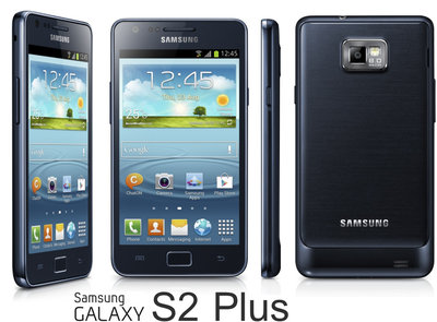 Samsung Galaxy S2 Plus (GT-i9105P) Origineel