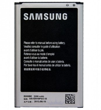 Samsung Accu B800BC/B800BE/B800BK (origineel)