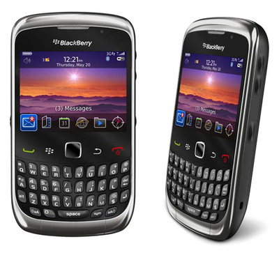 BlackBerry 3G 9300 Curve