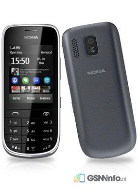 Nokia 203 origineel