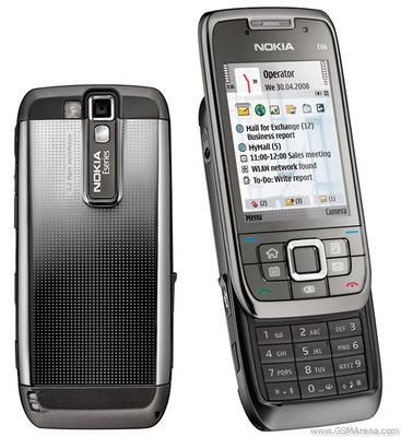 Nokia E66-1 origineel