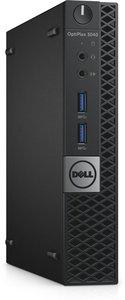 DELL OptiPlex 3040 Zesde generatie Intel® Core™ i5-6500T 8 GB DDR3L-SDRAM 500 GB HDD Zwart Mini PC