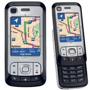 Nokia 6110 Navigator origineel
