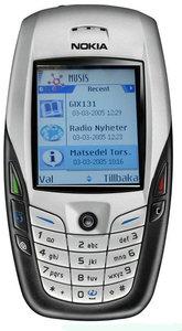 Nokia 6600 origineel