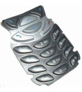 Keypad Nokia 6310/6310i Lightning Silver Origineel