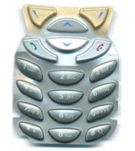 Keypad Nokia 6310/6310i Jet-Black Origineel