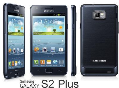 Samsung Galaxy S2 Plus (GT-i9105P) Origineel
