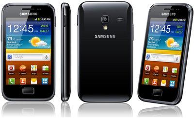 Samsung Galaxy Ace Plus (GT-S7500) Origineel